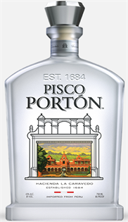 Pisco Porton Pisco 750ml